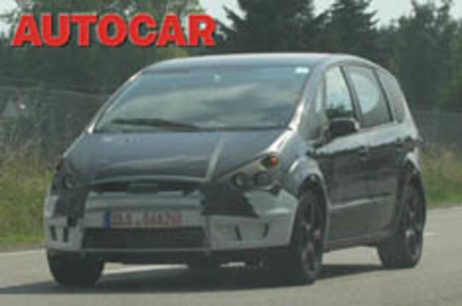Ford readies seven-seat SAV