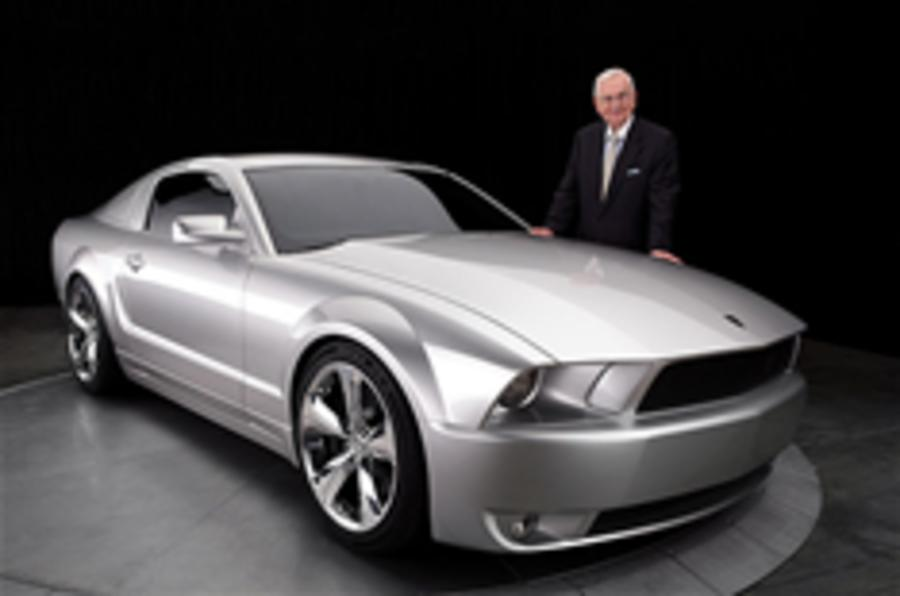 Iacocca Ford Mustang from £56k