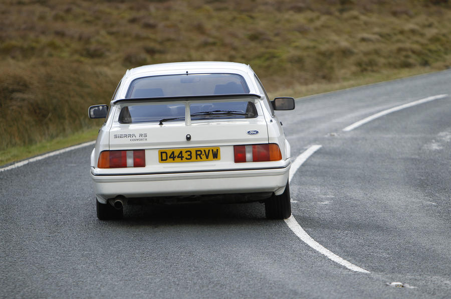 ford sierra rs cosworth buying guide autocar. Black Bedroom Furniture Sets. Home Design Ideas