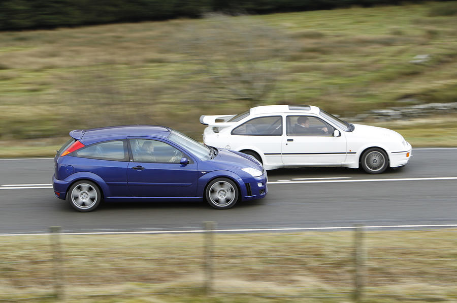 Ford Focus Rs Mk1 Buying Guide Autocar