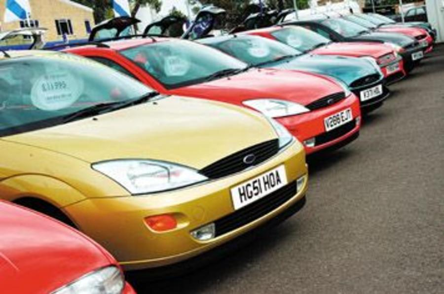 Used car market 'costs £85m'