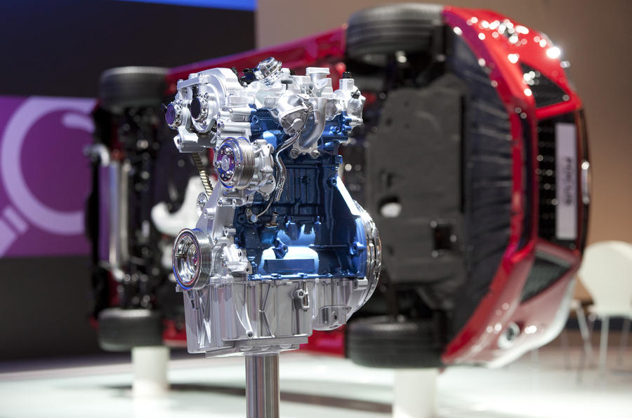 Ford's three-pot engine launched
