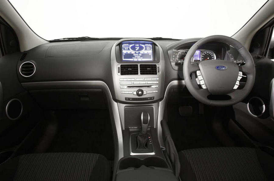 Ford reveals new Territory SUV