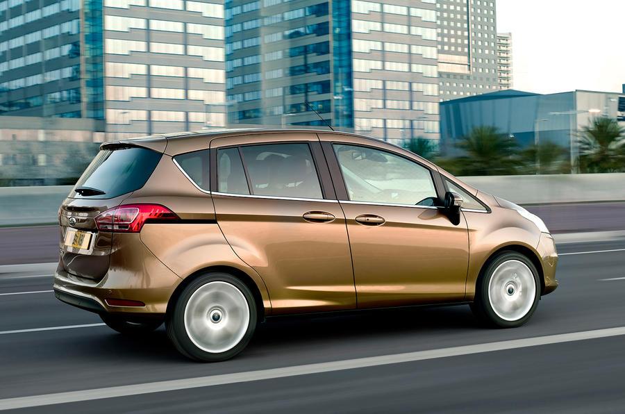 Ford B-Max side profile & Ford B-Max 1.0 Ecoboost Titanium review | Autocar markmcfarlin.com