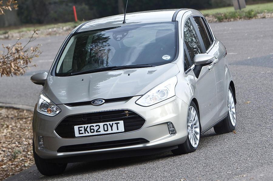 Ford B-Max price cut amid poor European demand