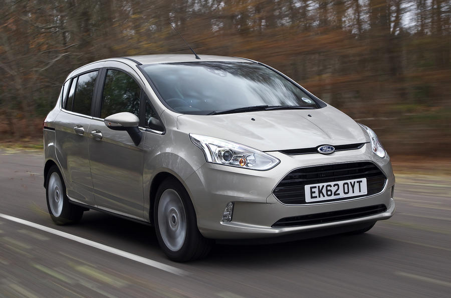 Ford B Max Review 2017 Autocar
