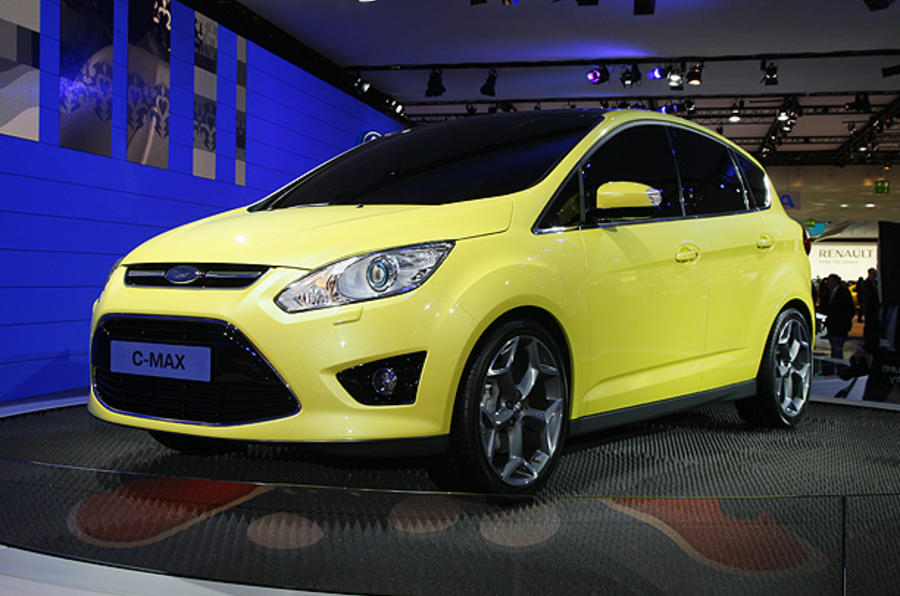 Hybrid Ford C-Max in 2013