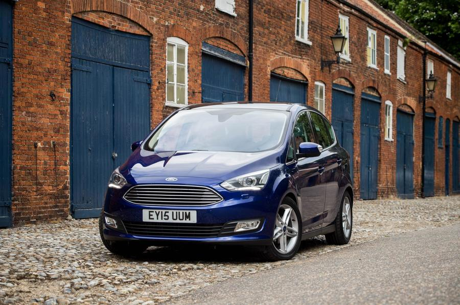 ford c-max review (2019) | autocar