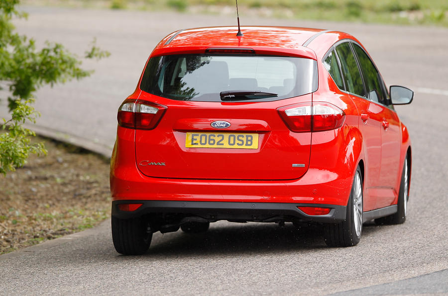 Ford C-Max 1.0T EcoBoost Titanium first drive review