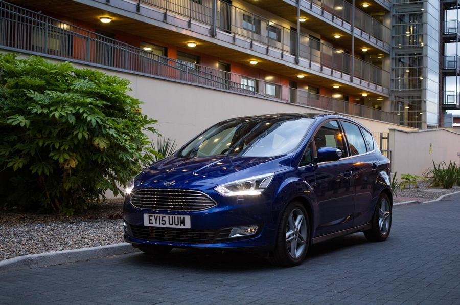 ford c max review 2017 autocar. Black Bedroom Furniture Sets. Home Design Ideas