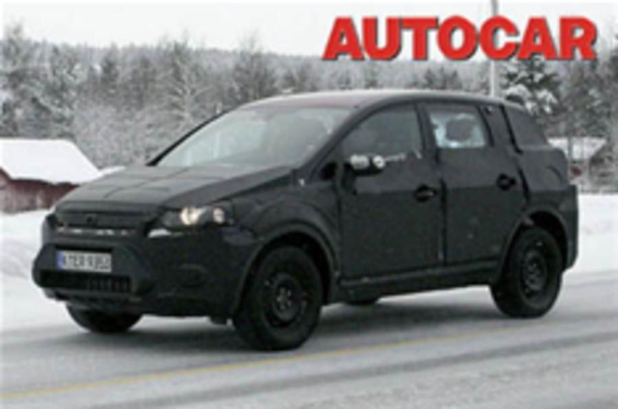 Ford's baby 4x4 in focus