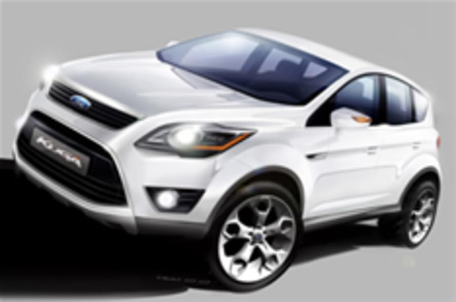 Ford's baby 4x4 will be here in 2008