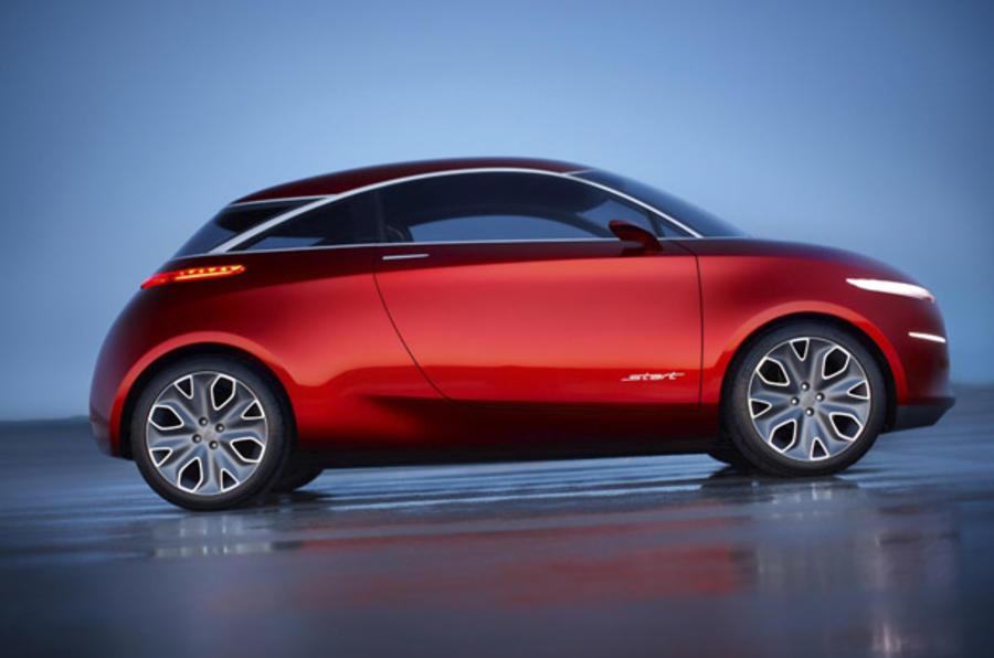 Beijing motor show: Ford Start