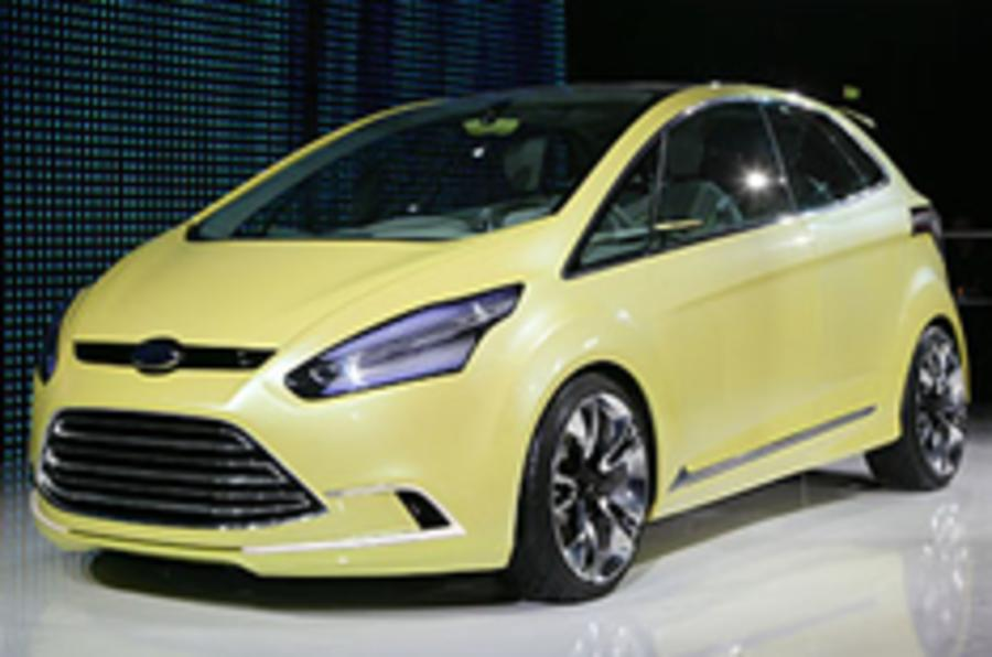 Iosis Max shows next Ford C-Max