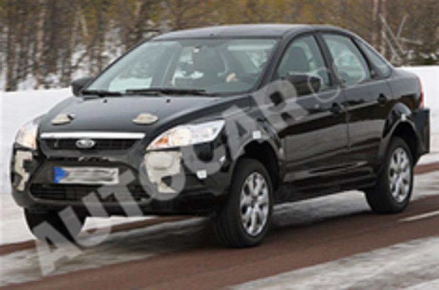 Hi-tech safety for next Ford Focus