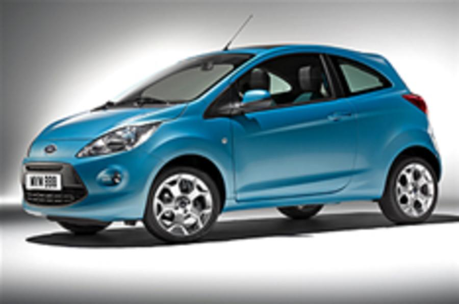 First look: Ford Ka