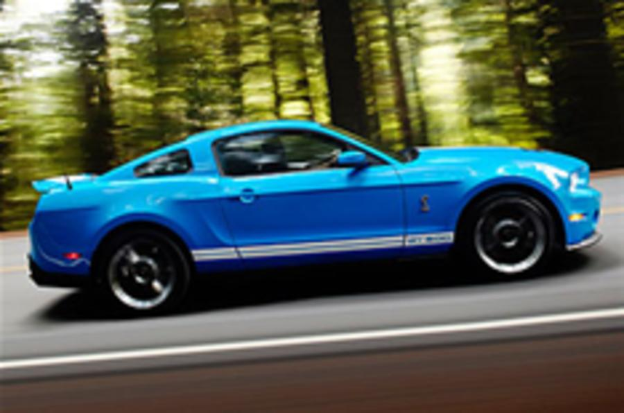 New Mustang GT500 revealed
