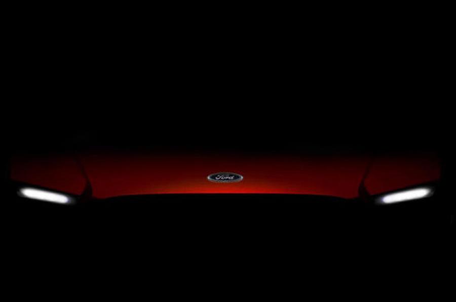 Four new Fords at Frankurt