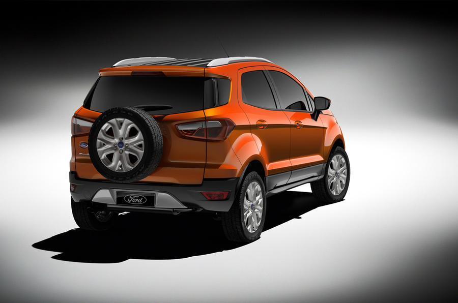 Beijing show: Ford Ecosport