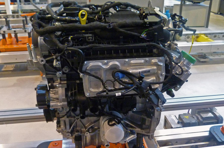 Ford to introduce Mondeo 1.5-litre Ecoboost