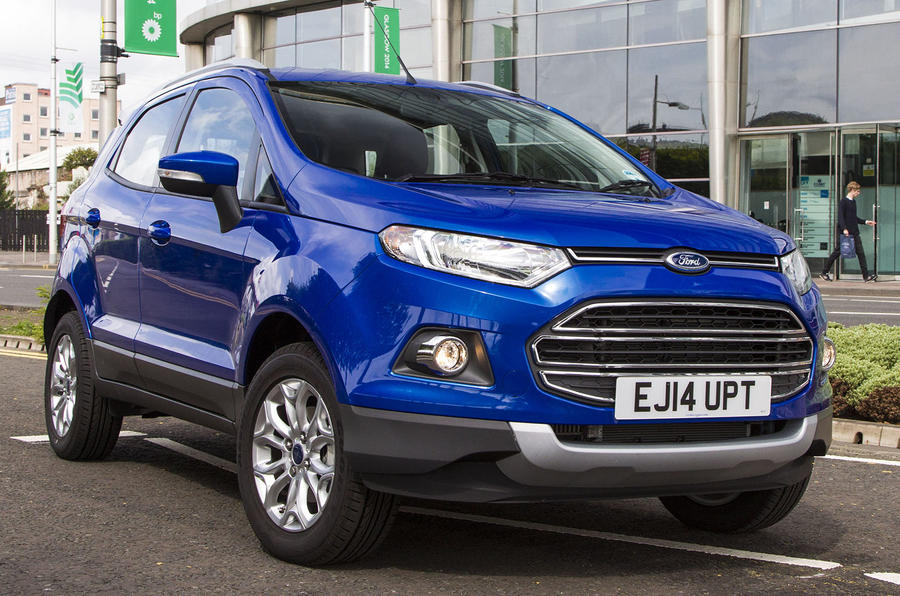 Ford Ecosport   Duratorq Tdci First Drive Review