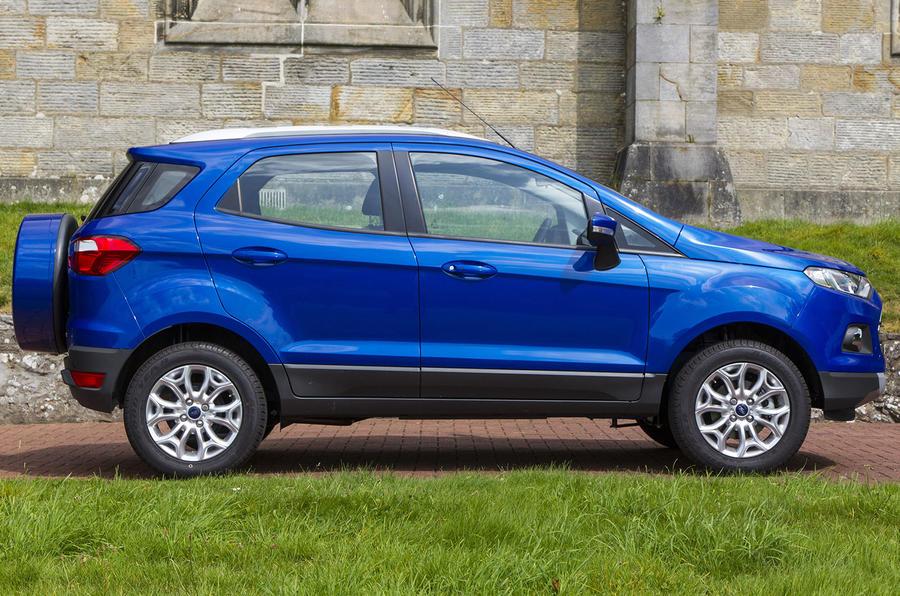 £16,495 Ford EcoSport 1.5 Duratorq TDCI