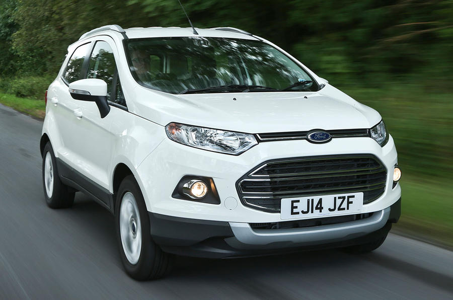 ford ecosport review 2017 autocar. Black Bedroom Furniture Sets. Home Design Ideas