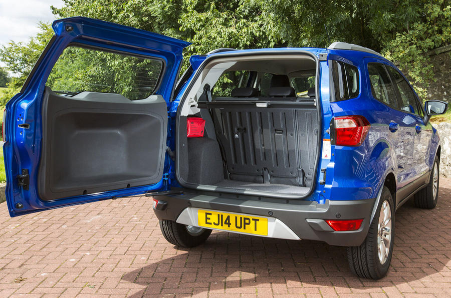 Ford EcoSport 1.5 Duratorq TDCI first drive