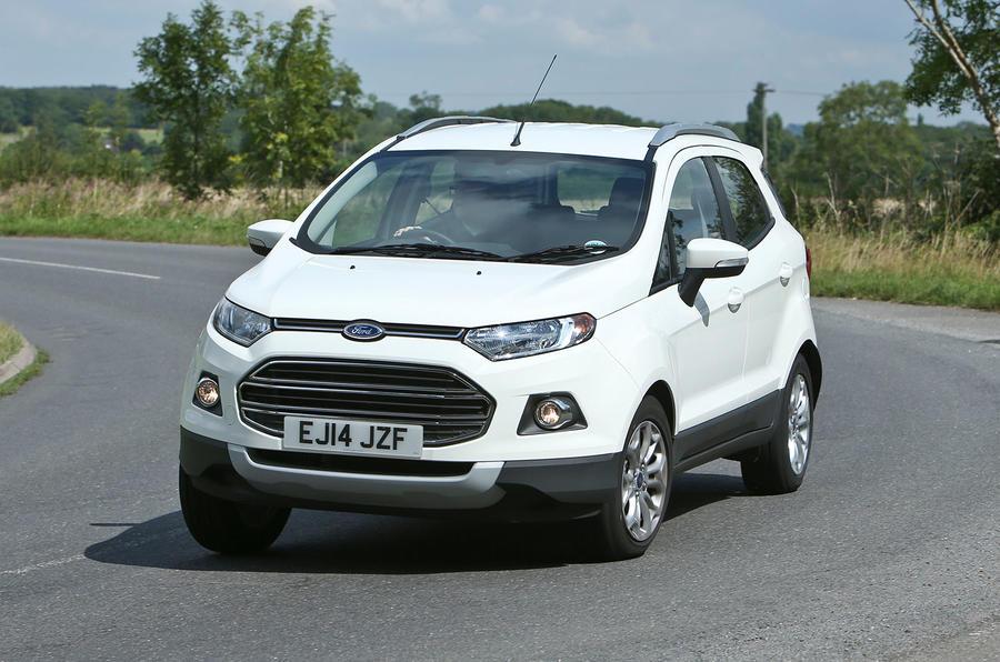 Ford EcoSport Review (2017) | Autocar