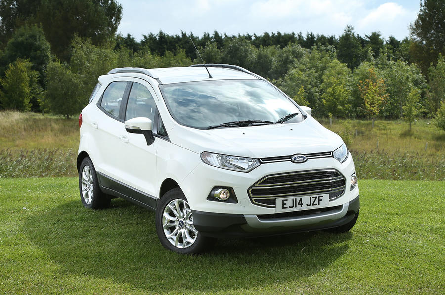 The disappointing 3 star Ford EcoSport