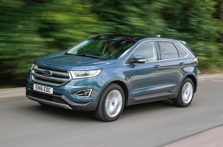 Ford Edge Mpg >> Ford Edge Review (2017) | Autocar