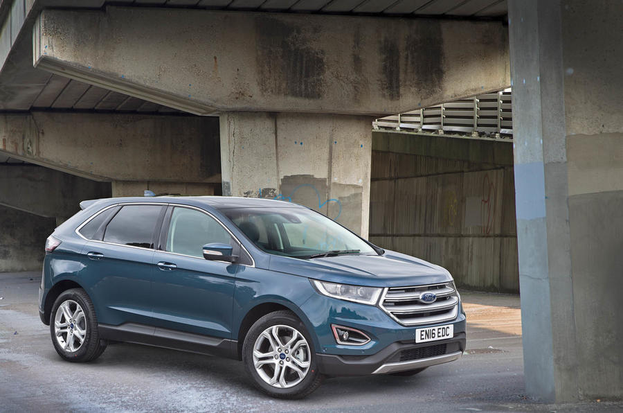 3.5 star Ford Edge 2.0 TDCi Titanium