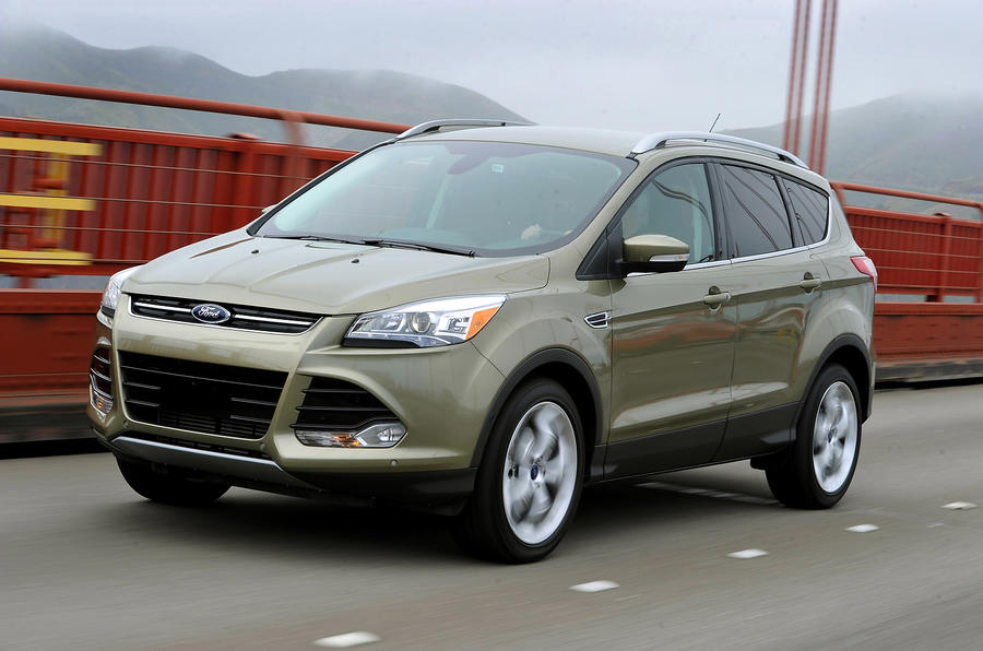 ford escape 2 0 ecoboost review autocar. Black Bedroom Furniture Sets. Home Design Ideas