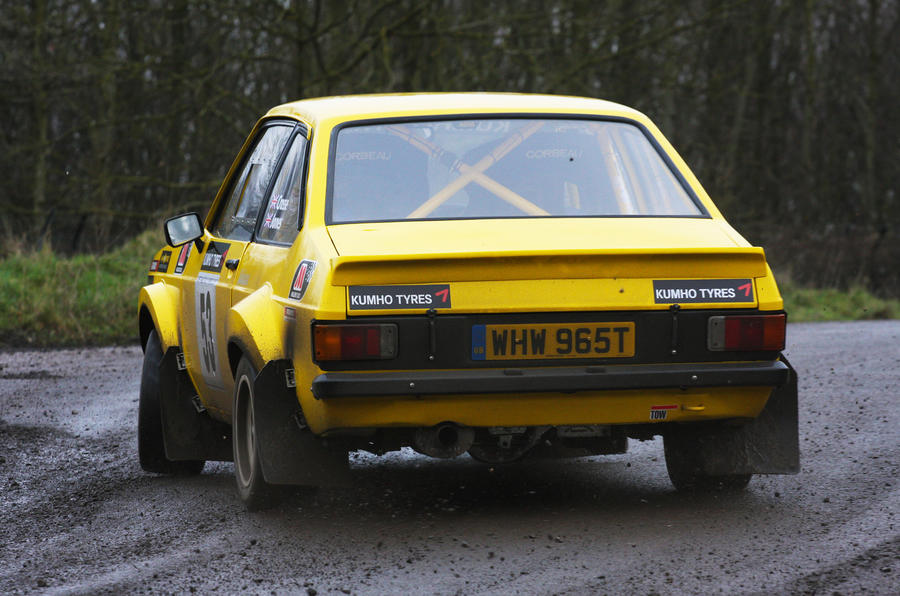 A 290bhp Escort Mk2: the reason why I love rallying | Autocar