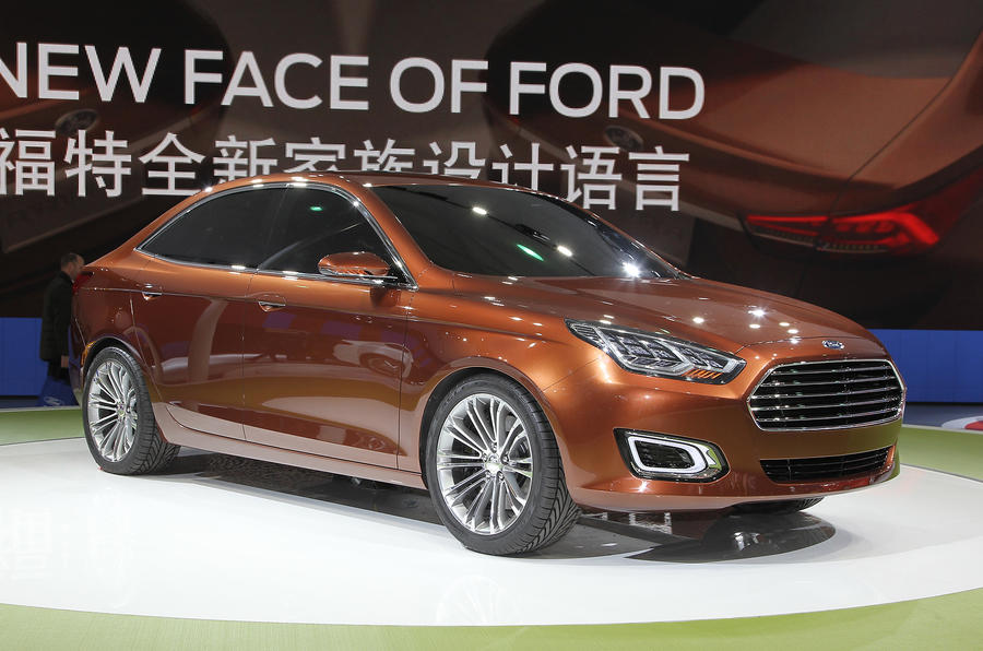 The best of the Shanghai motor show 2013