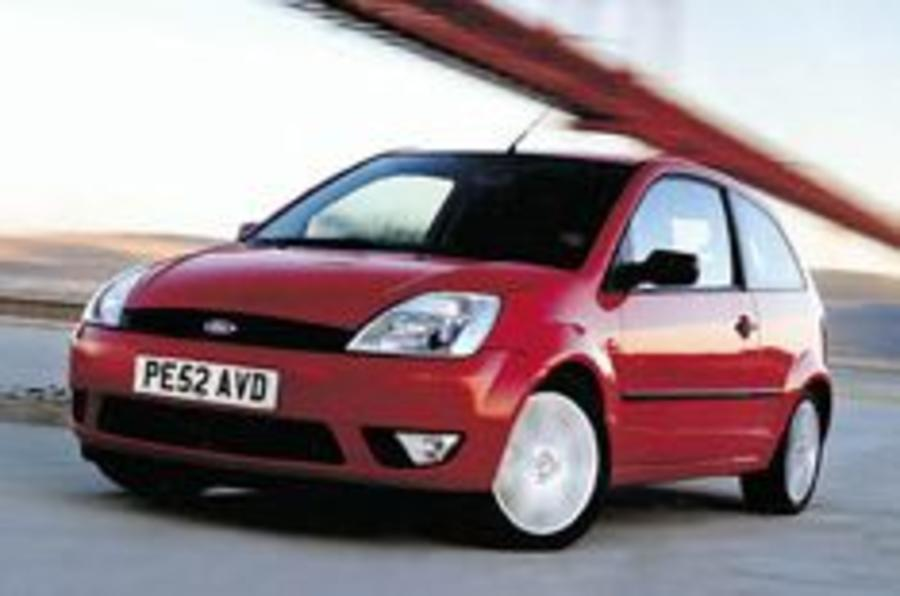 Ford's baby is a used bargain
