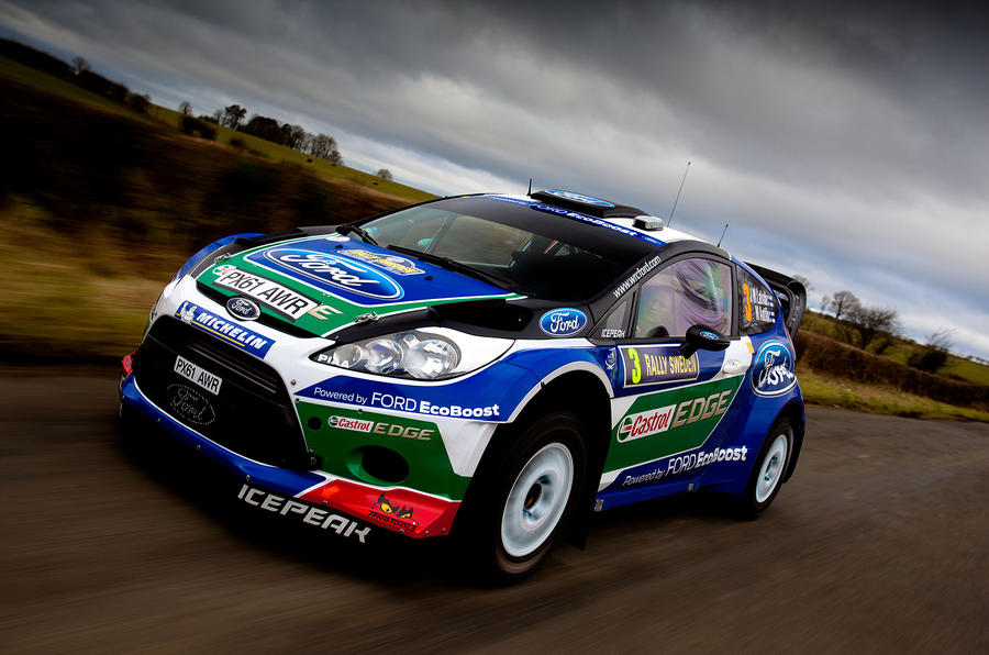 Ford Fiesta Rs Wrc Driven Autocar