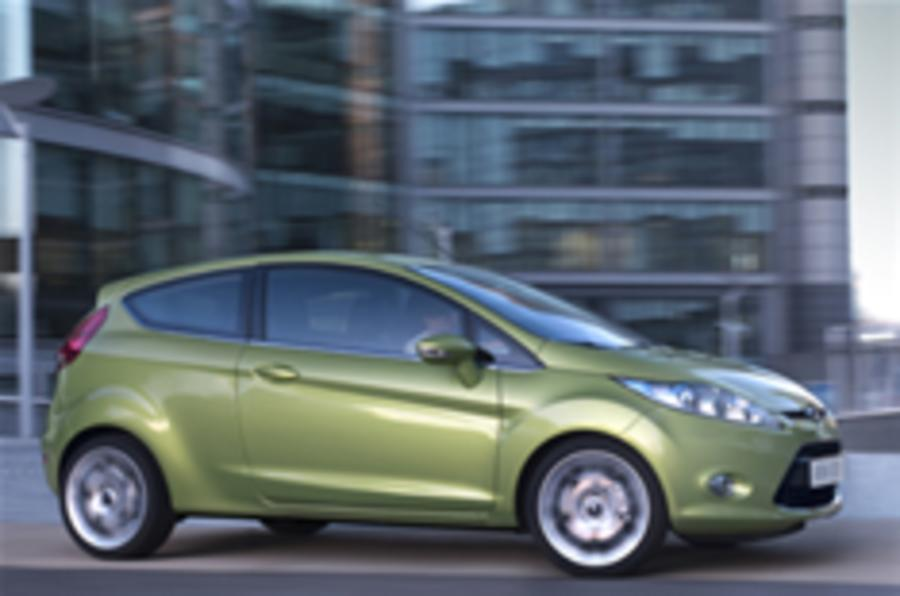 Ford loses $8bn; Fiesta to US
