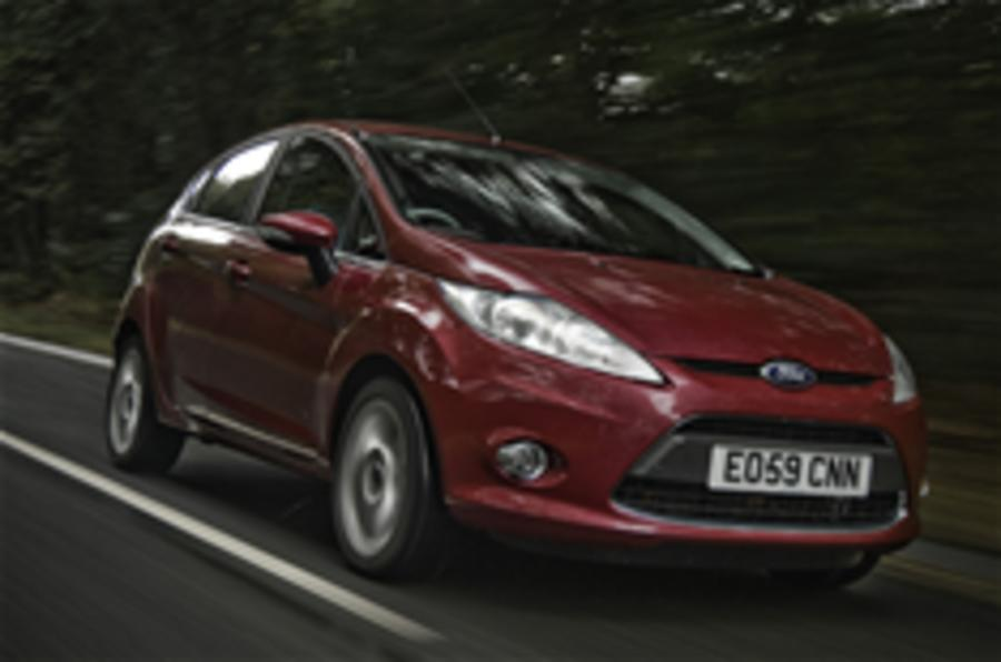 Limited edition Fiesta launched