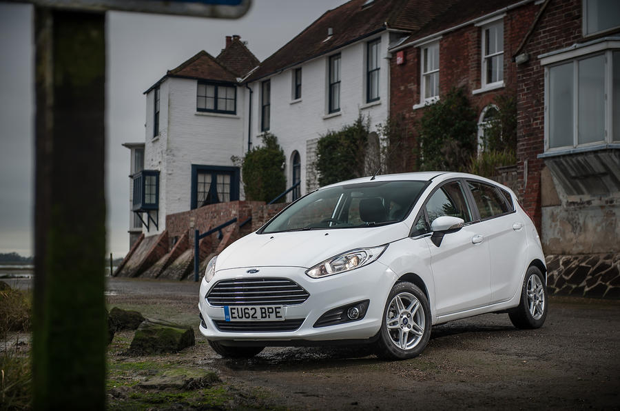 4 star Ford Fiesta