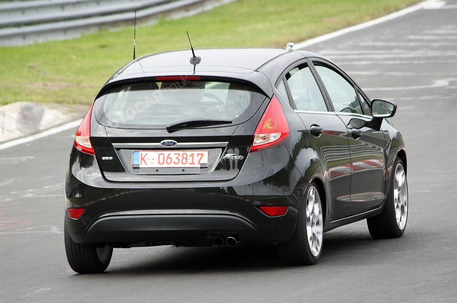 Ford Fiesta ST - new pics