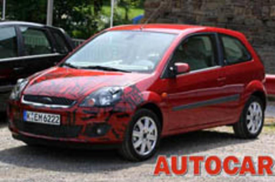 Fiesta gets a facelift