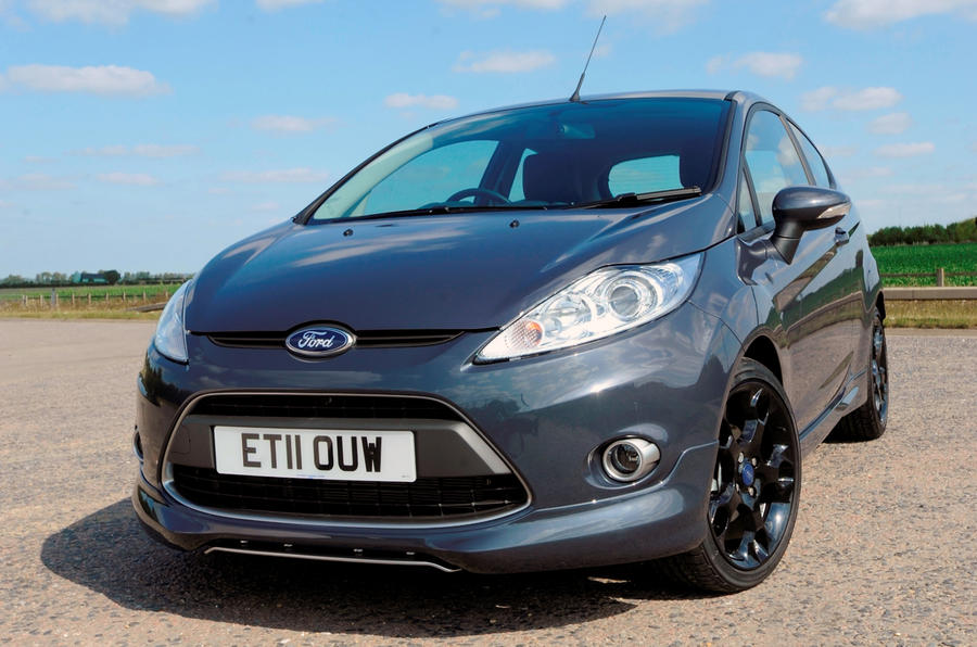 Ford Fiesta range expands