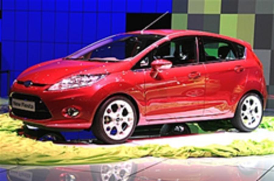 Geneva 2008: New Ford Fiesta