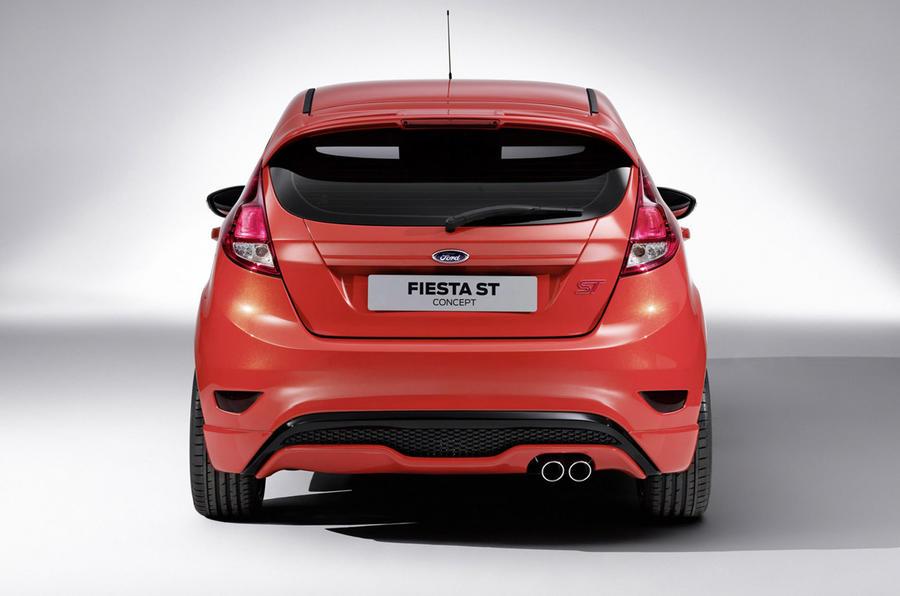 LA show: Five-door Fiesta ST