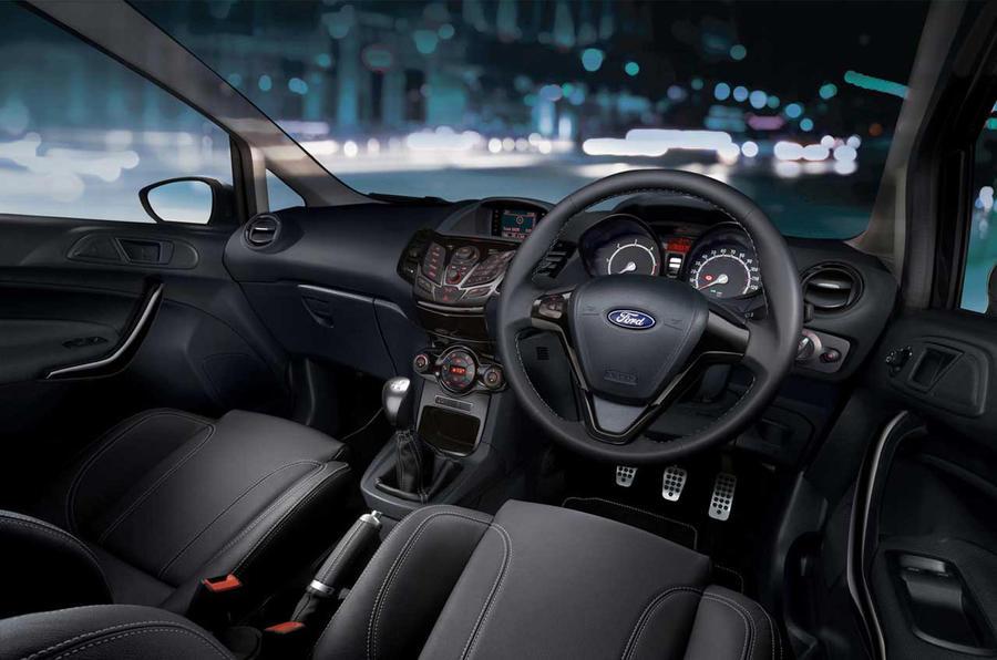 Ford Fiesta range extended