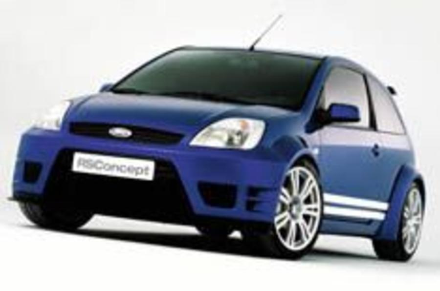 Ford cancels Fiesta RS