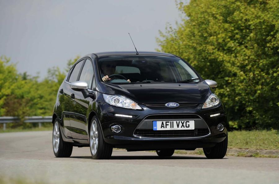 Limited-edition Fiesta launched