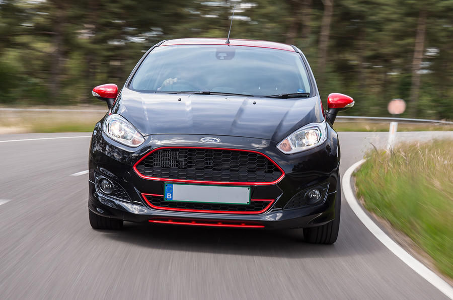 Ford Fiesta Red and Black Editions first drive review