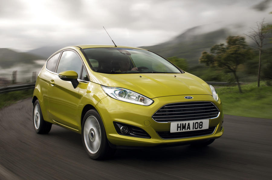 ba90aea96d Ford Fiesta Ecoboost 1.0T 125PS review